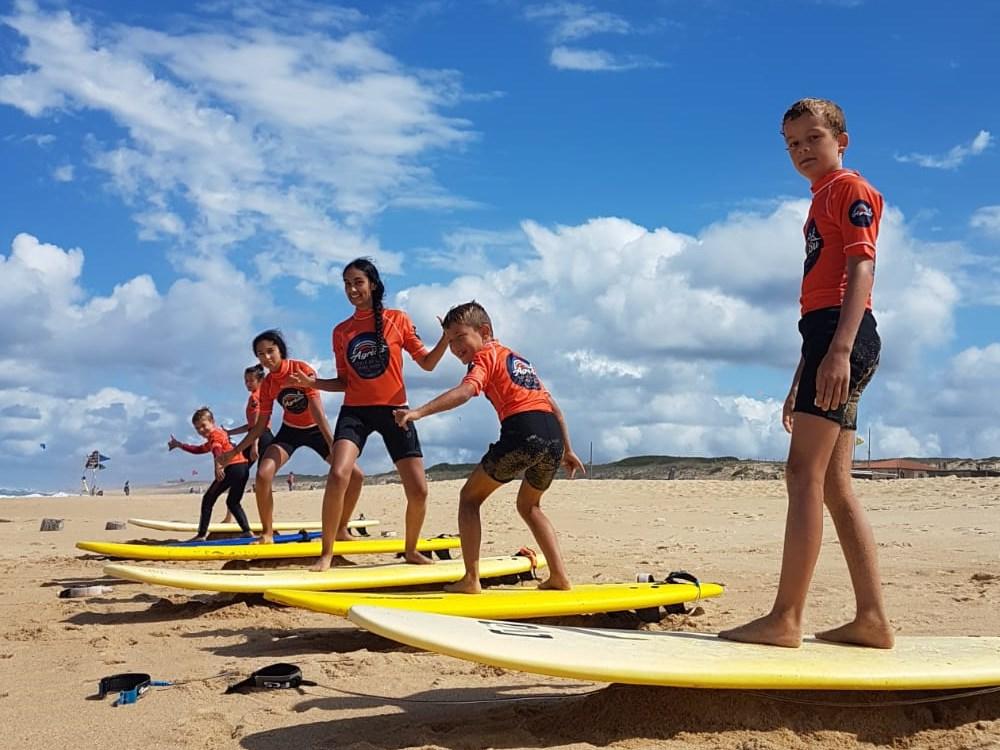 Ecole de Surf L'Agréou