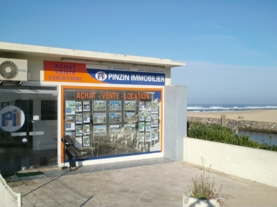 Agence Pinzin  Plage
