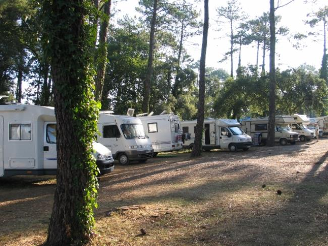 Montlucon Aire Camping Car