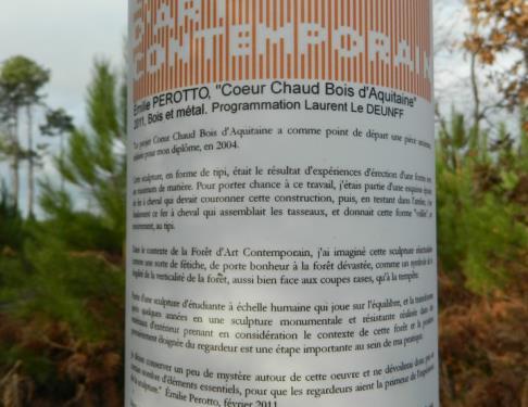 Arue-Forêt d'Art contemporain -1