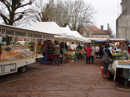 marché linxe