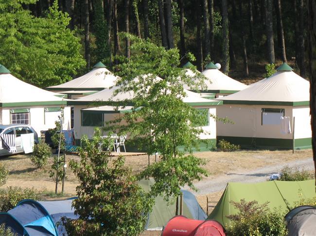 Camping lac 7
