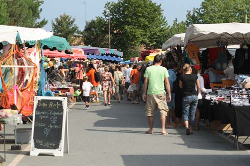 Marché Traditionnel 2009