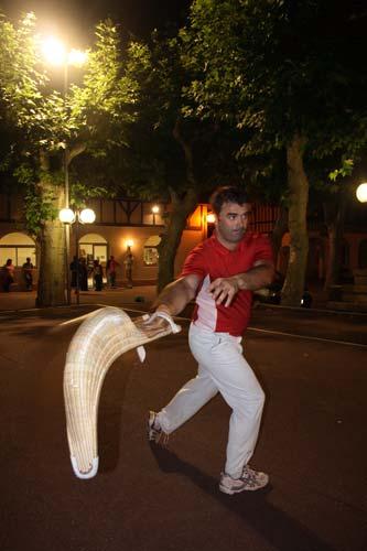Pelote Basque à grand Chistéra 2009