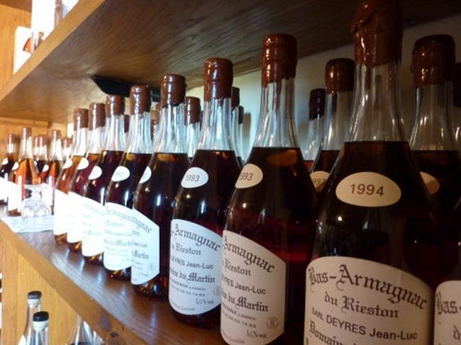 Producteur Armagnac - Hontanx - Domaine du Martin- Armagnac - ou