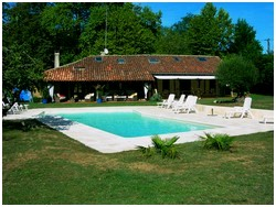 Riche location maison landes soustons