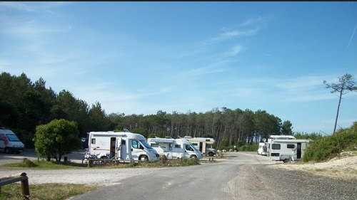 aire de camping car messanges
