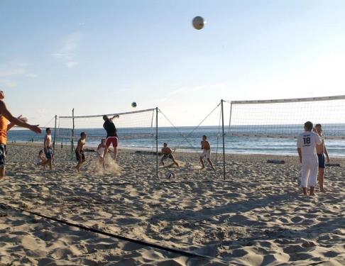 beach volley biscarrosse_océan