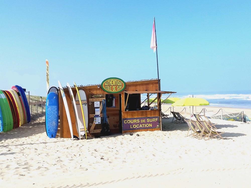 Ecole de Surf Authentique