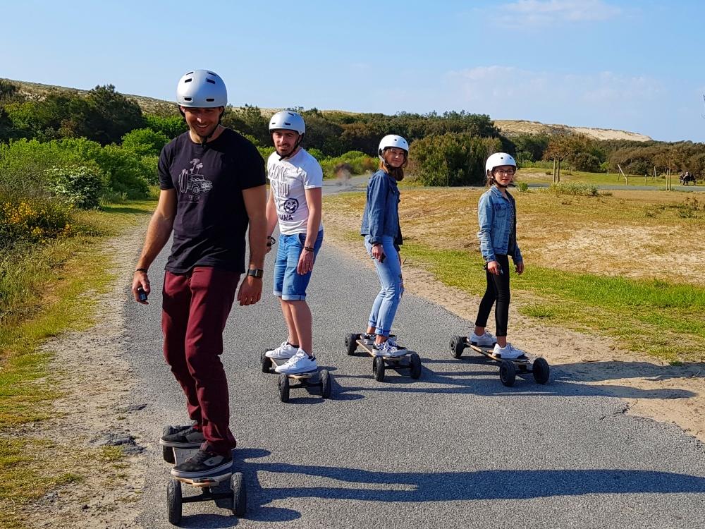 EcoRide - Skate électrique