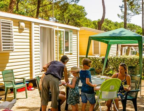 ALBRET PLAGE MESSANGES hebergements-mobile-home-lande