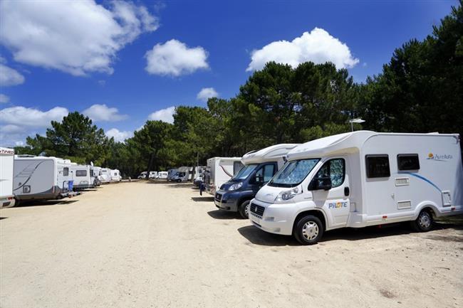 Aire de camping cars de Navarrosse