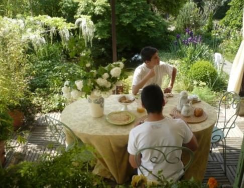 Au jardin 6'