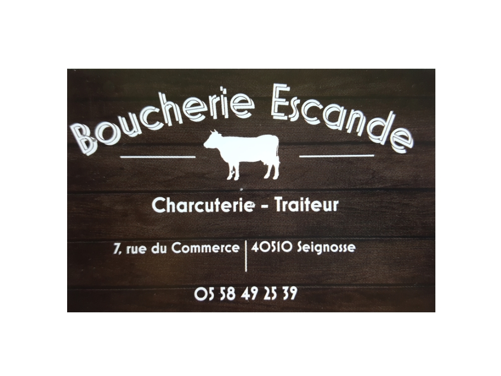 Boucherie Escande