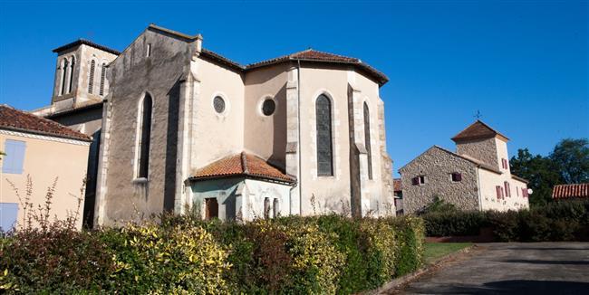 Créon d'Armagnac - Eglise (3)