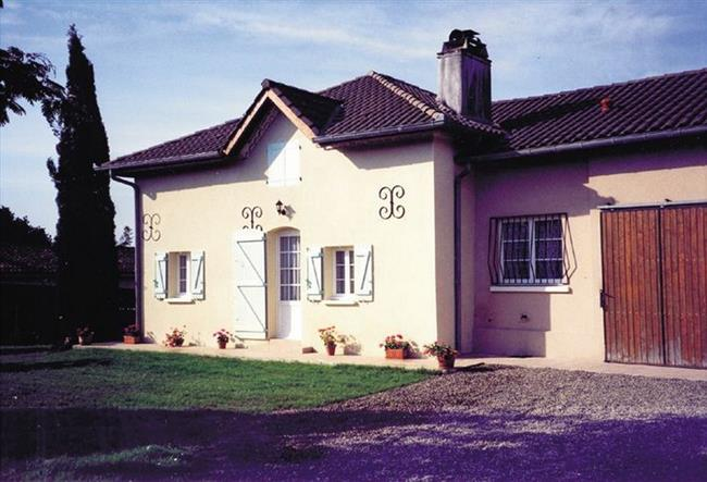 Hébergement - Gîte - Bidaous - Hontanx - Extérieur