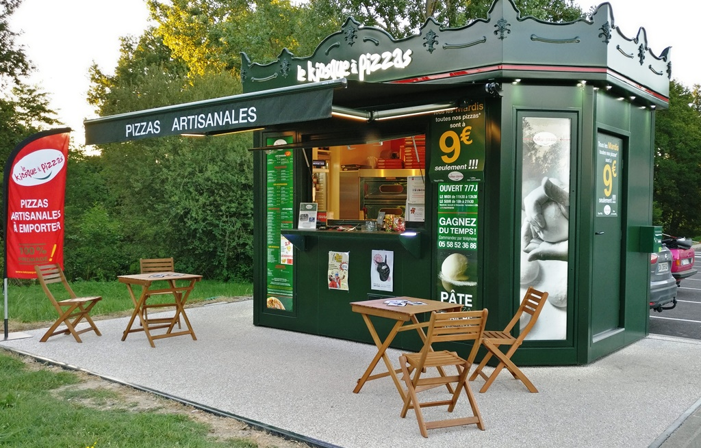 le kiosque pizzas a saint sever restauration tourisme landes 40. Black Bedroom Furniture Sets. Home Design Ideas