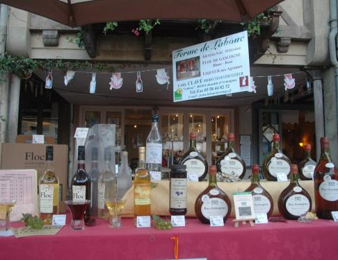 Labastide d'Armagnac - Armagnac en Fête 2012 - Domaine de Labouc