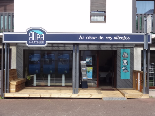 Sarl aupa immobilier a messanges organismes for Agencia immobilier