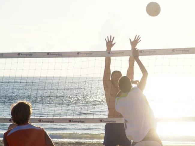 beach volley biscarrosse_plage