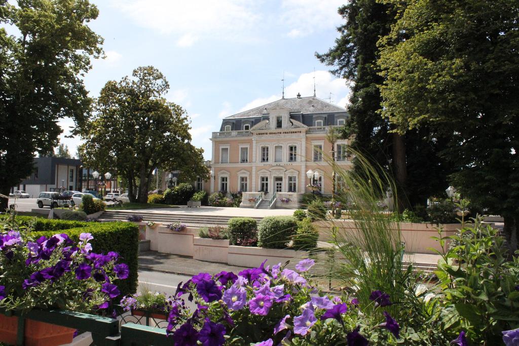 mairie de castets